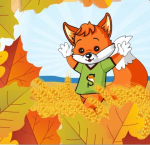 Осенний марафон поделок в нашей детской конкурсной программе для самых маленьких детишек и их родителей от детского центра раннего развития SmartFox