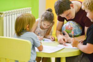 Детский развлекательный центр для самых маленьких в Москве