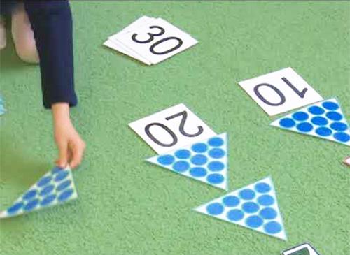 Игры Зайцева по математике