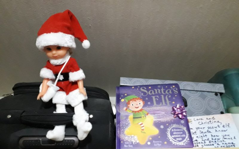 Elf on the Shelf, или как мотивировать детей хорошо себя вести