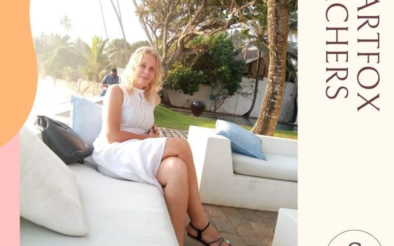 Педагоги SmartFox Online – Дарья Мозолева