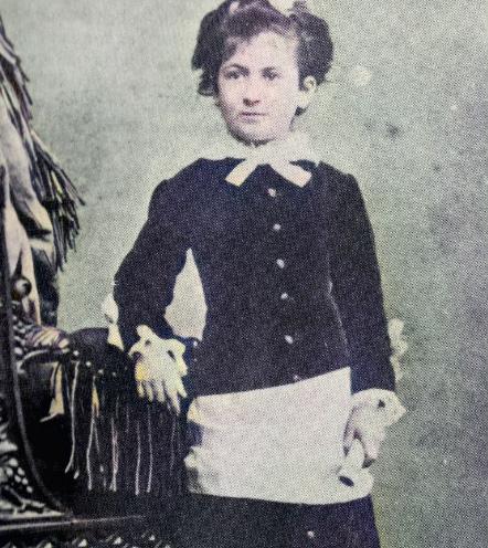 Детство Марии Монтессори