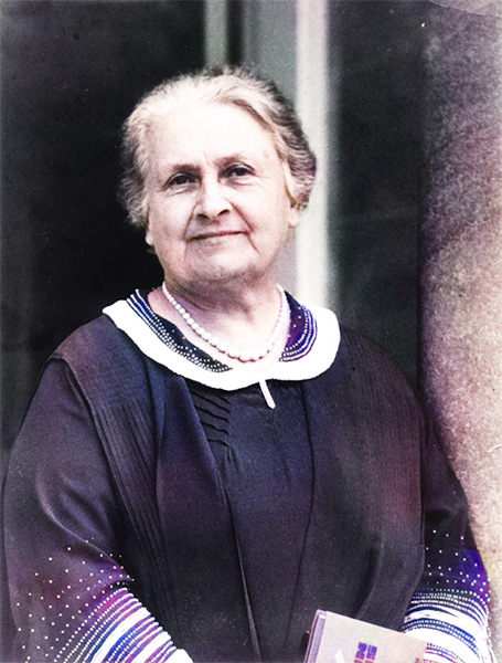Мария-Монтессори-биография