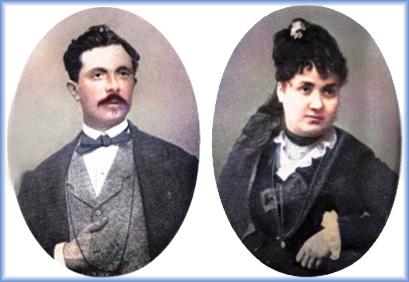 Родители Марии Монтессори